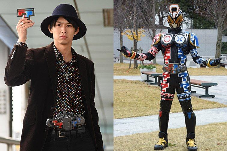 仮面ライダークイズ/堂安主水役はレッドバスターを演じた鈴木勝大 仮面ライダーシノビはTTFCでスピンオフ配信が決定