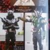 仮面ライダーグリスの宿敵 ファントムビルド メタルビルドがホワイトパネルとファントムクラッシャー3と合体し変貌した姿 その力はグリスブリザードを凌駕する