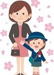 幼稚園の入園式のママの服やバッグは?どこで買う?父親は?