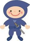 ハロウィンの仮装で男の子におすすめの忍者の衣装!人気10選!