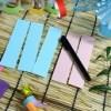 七夕飾りの折り紙での星の簡単な折り方!いちまいぼしを折ろう!