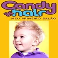 Candy Hair fazendo a cabeça da criançada