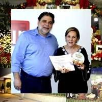 Premiação do 4º Concurso Decoração Natalina