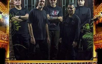 Ícones do Progressivo no Teatro Municipal de Niterói
