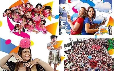 Programação Carnaval de Niterói de 9 a 25 de fevereiro