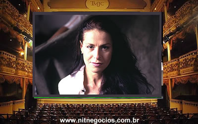 """Ithamara Koorax  """"As Canções Da Minha Madrinha Elizeth Cardoso"""""""
