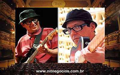 Paulinho Guitarra comemora 50 anos de música