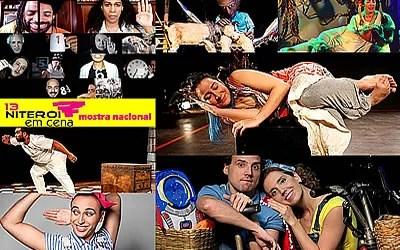 13º Niterói em Cena – Mostra Nacional de Teatro