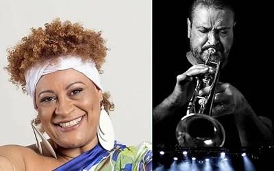 Festival PRAS BANDAS DE CÁ recebe Grupo Candongueiro e Andrea Beat