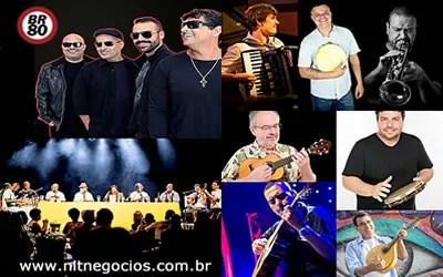 Festival pras bandas de cá, na Sala Nelson Pereira dos Santos
