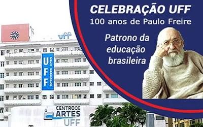 Centenário do educador Paulo Freire celebrado na UFF com arte e cultura