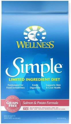 Wellness Simple Natural Grain Free Limited Ingredient Dry Dog Food