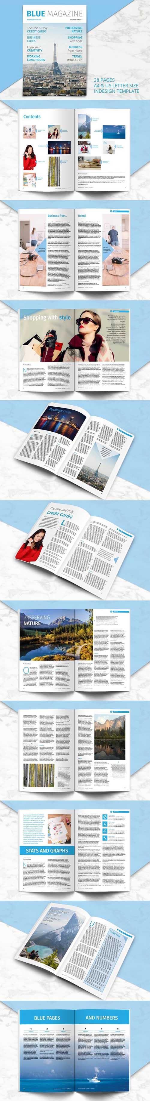 Blue Magazine 1298952