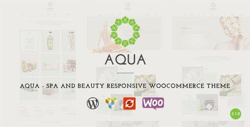 ThemeForest - Aqua v3.1.5 - Spa and Beauty Responsive WooCommerce WordPress Theme - 11936164