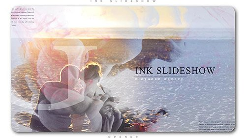 Elegance Ink Slideshow - Project for After Effects (Videohive)