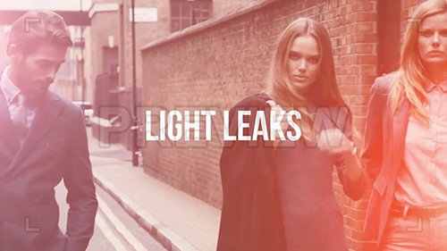 MA - Light Leaks And Transitions Pack 88947