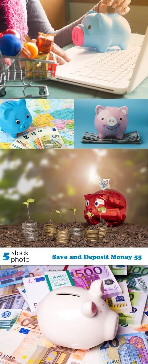 Photos - Save and Deposit Money 55