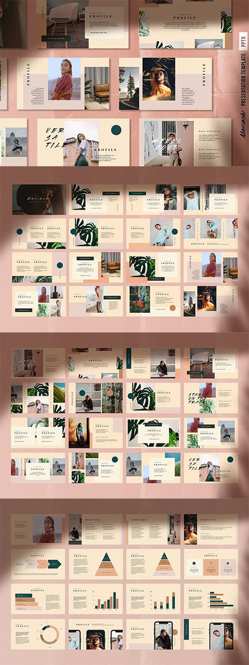MARIACHI - Powerpoint Template