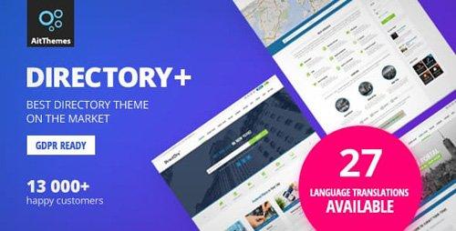 ThemeForest - Directory v2.58 - WordPress Theme - 3840053