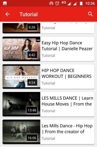 Hip hop apps - Hip Hop Dance Collection.
