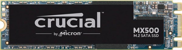 rdable SSDs - Crucial MX500