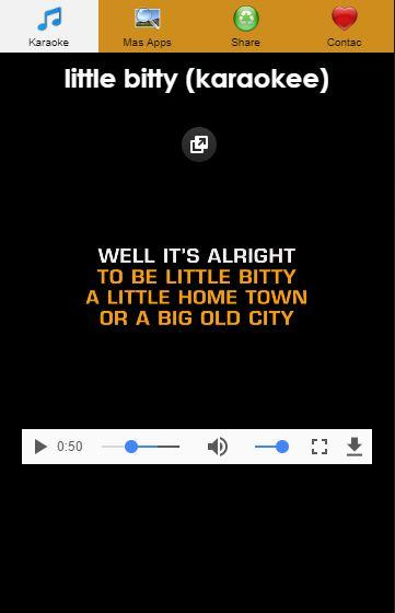 Country music apps - Country Music Karaoke