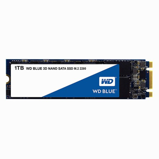 Top affordable SSDs - WD Blue D