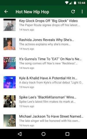 Hip hop apps - News Of Hip Hop And Rap