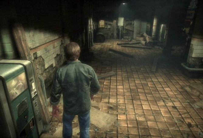 Games in window mode - Silent Hill atmosphere