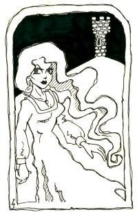sketch30 damsel