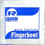 """Featuring hit songs: """"Sanitized for your Perfection"""" """"Royal Since 1949"""" """"(I ain't your) Fingerbowl"""""""