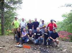 The Entire Day of Caring Team. THANKS!