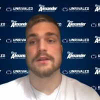 Freiermuth gives scouting report on Cain, Ford, two freshmen RBs