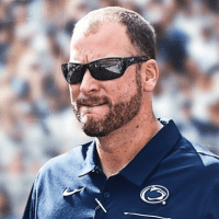 How long will Mike Yurcich be at Penn State?