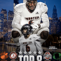 PA's top-rated prospect, Enai White, doesn't include PSU in his top 8
