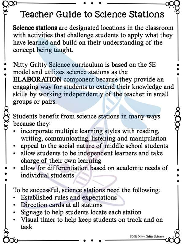 1472202744 demoPreviewNatureofScience Page 5 - NATURE OF SCIENCE - Demo, Lab & Science Stations ~ 5E Inquiry