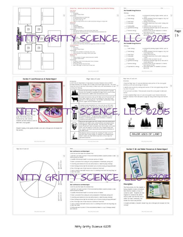 ES INB Natural Resources Page 5 - Natural Resources