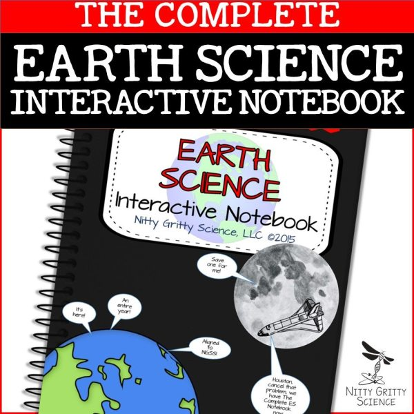 ES INB - Earth Science Curriculum – Ultimate Bundle v 2.0 ~ NO LABS