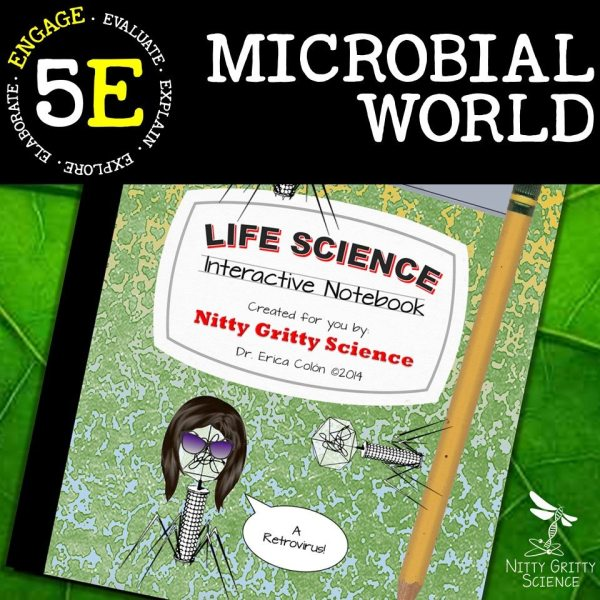 Slide11 1 - The Microbial World