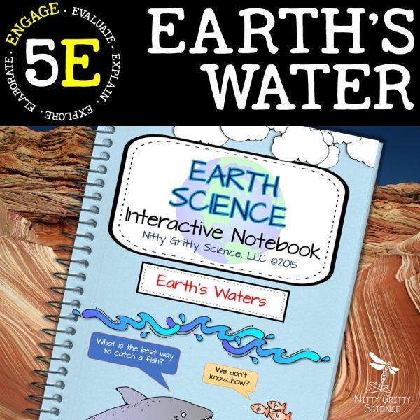 Slide5 - Earth's Waters