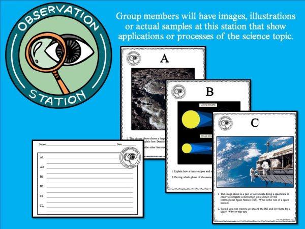 Slide6 4 - EARTH SCIENCE Demos, Labs & Science Stations BUNDLE