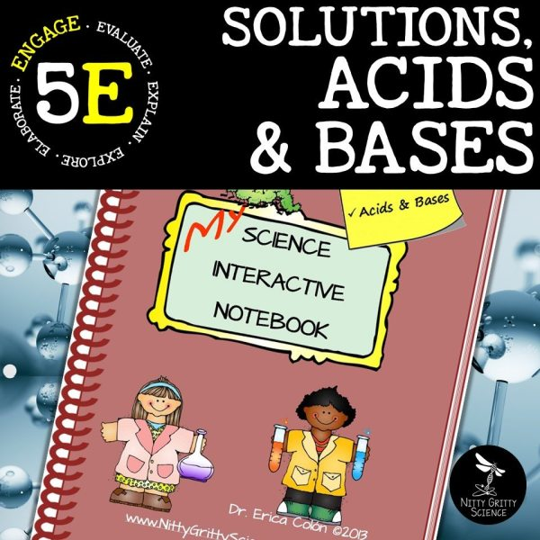 Slide7 1 - Solutions, Acids and Bases