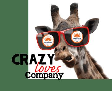 crazy loves company