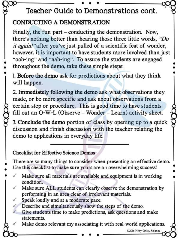 demoPreviewElectricityandMagnetism Page 09 - ELECTRICITY & MAGNETISM - Demos, Lab and Science Stations