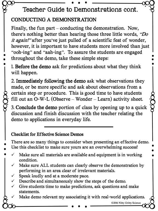 demoPreviewForcesthatShapetheEarth 1 Page 8 - FORCES THAT SHAPE THE EARTH - Demo, Labs and Science Stations {Earth Science}