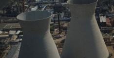 """הזיהום שנוצר במפרץ חיפה מפעילות המפעלים גורם לתחלואה עודפת של מחלות כגון סרטן, פגיעה במערכות לב-ריאה ואסטמה.בז""""ן"""