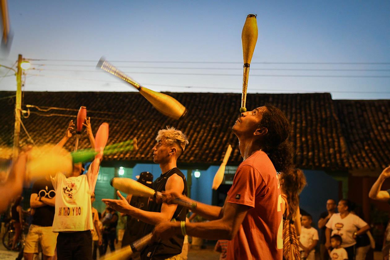 El Berrinche Ambiental: Un festival de arte callejero