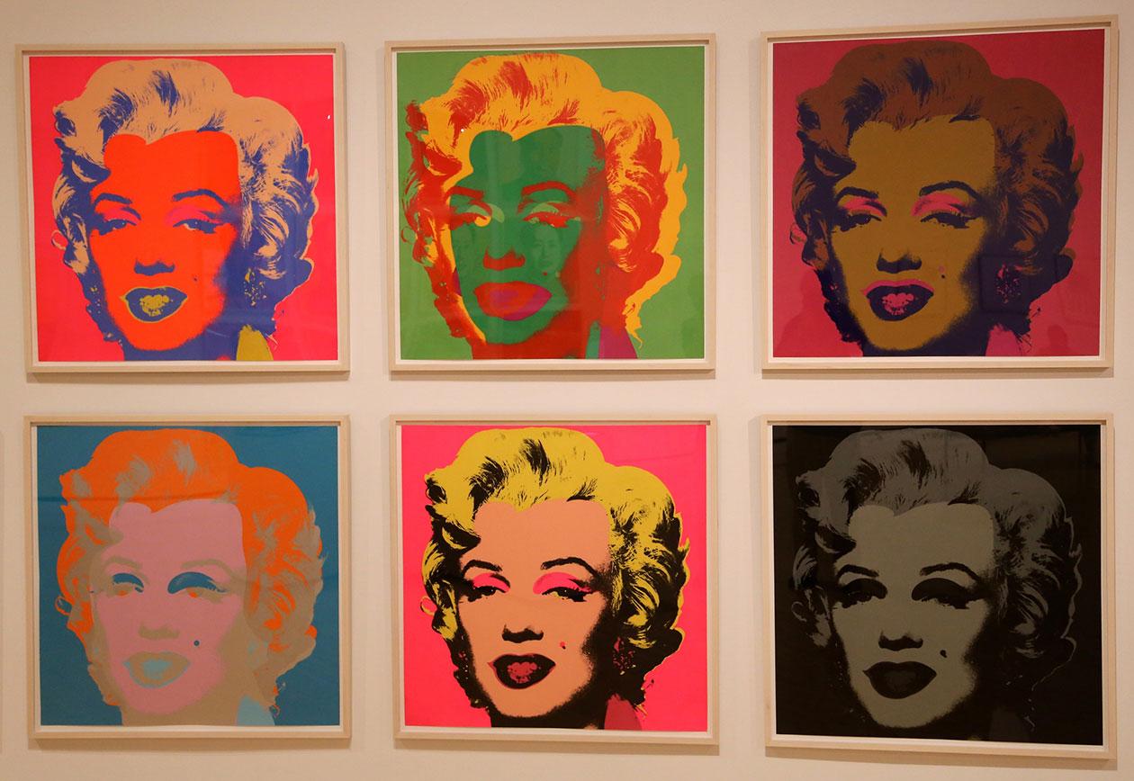 Andy Warhol: 30 años de la muerte del icono del Pop Art