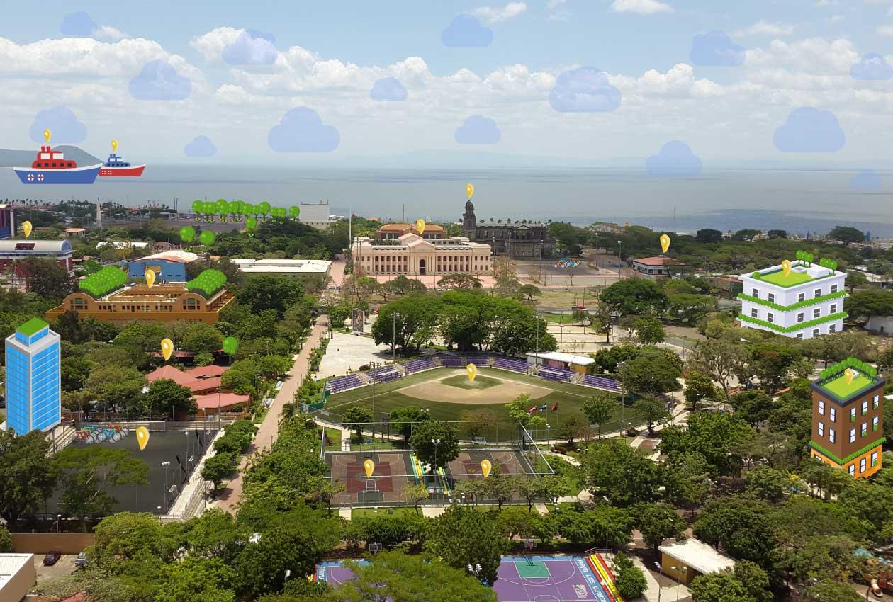 La Managua soñada: ¿Cómo imaginás tu ciudad?