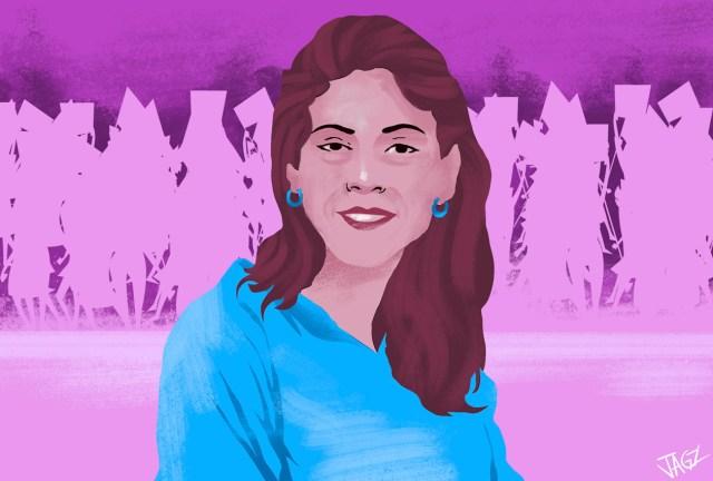 Mujeres en las protestas de Nicaragua
